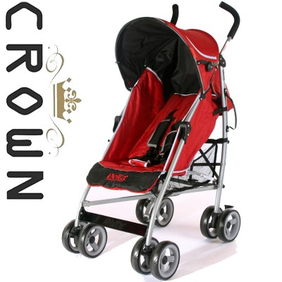 CROWN-DELTA-DELUXE-Kinderwagen-BUGGY-Shopper-UltraLight-TOP-QUALITAT-Sportbuggy